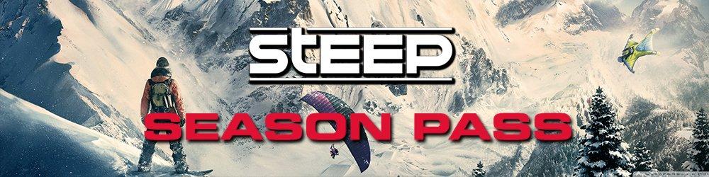 Steep Season pass banner