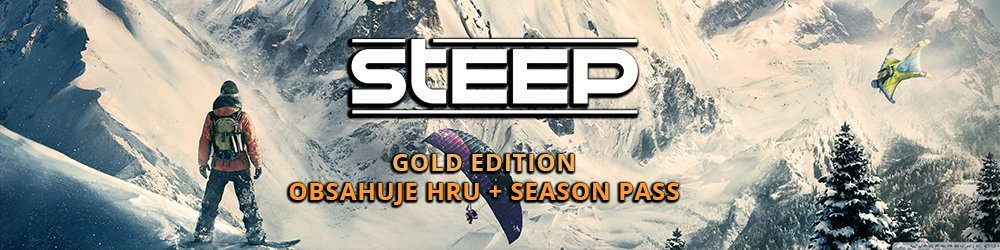 Steep Gold Edition banner