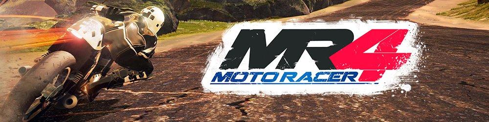 Moto Racer 4 banner