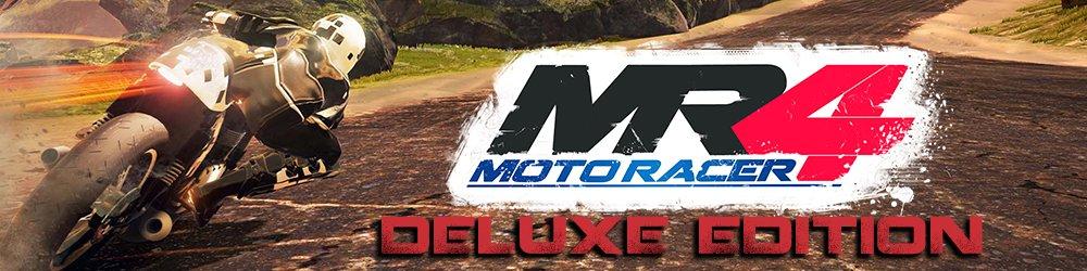 Moto Racer 4 Deluxe Edition banner