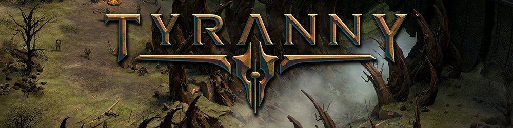 Tyranny banner