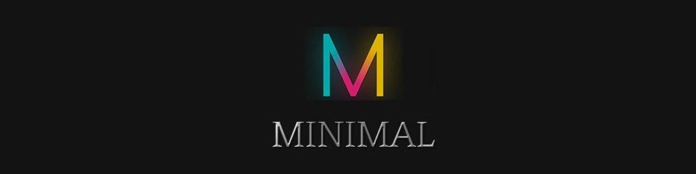 Minimal banner