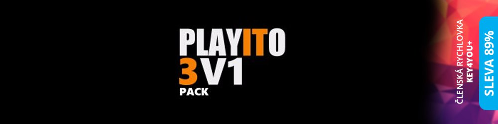 Playito Pack 3v1 banner