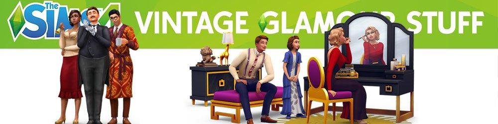 The Sims 4 Staré časy banner