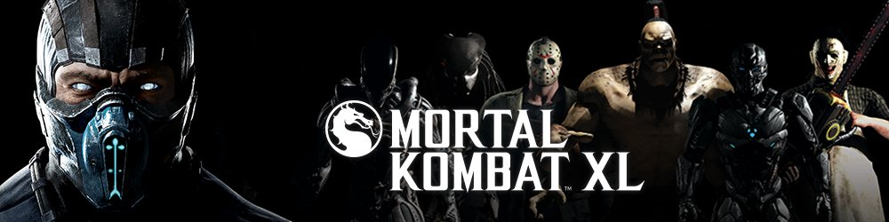 Mortal Kombat XL banner