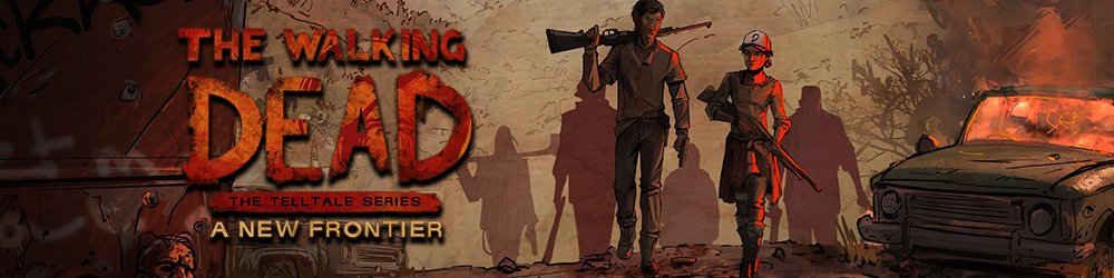 The Walking Dead A New Frontier banner