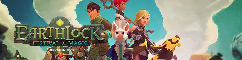 EARTHLOCK Festival of Magic Deluxe Edition banner