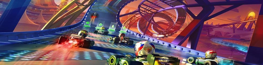 F1 Race Star banner