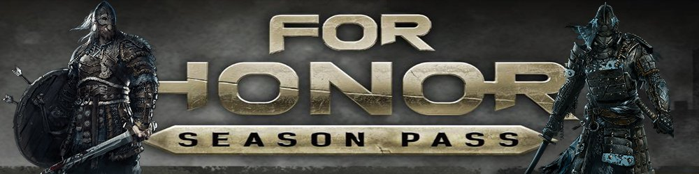 For Honor Season Pass banner