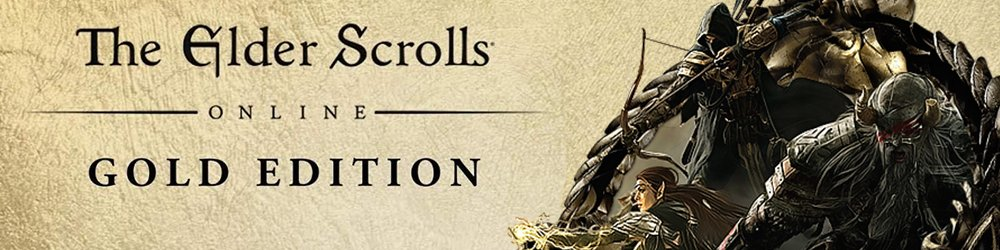 The Elder Scrolls Online Gold Edition banner