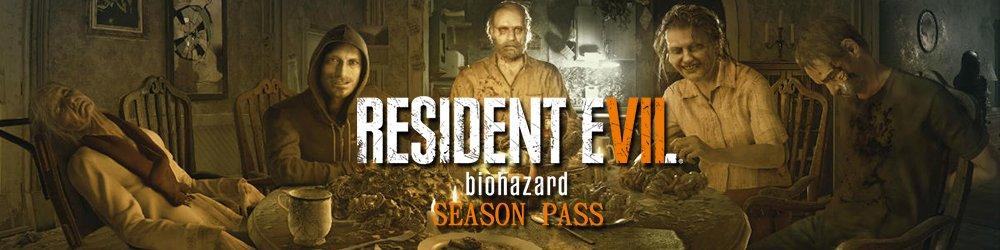Resident Evil 7 Season Pass banner