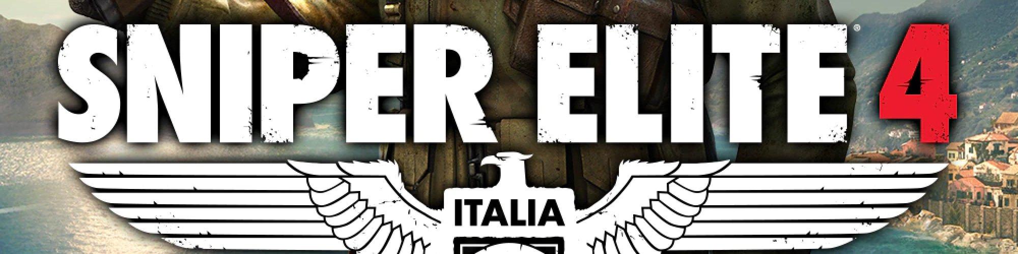 Sniper Elite 4 banner