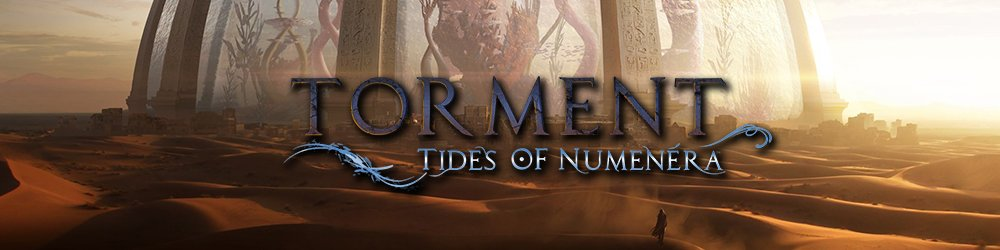Torment Tides of Numenera banner