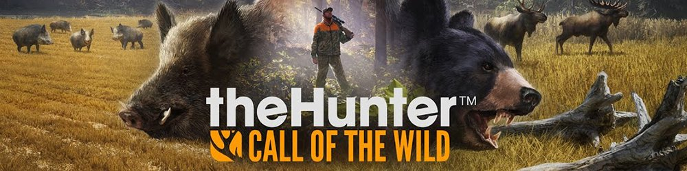 theHunter Call of the Wild banner