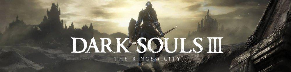 Dark Souls 3 The Ringed City banner
