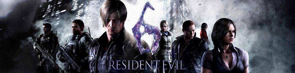 Resident Evil 6 banner