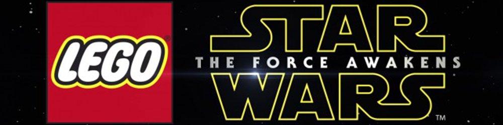 LEGO Star Wars The Force Awakens banner