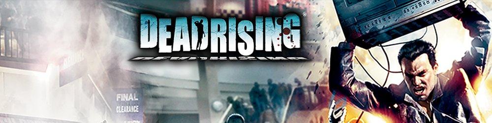 DEAD RISING banner