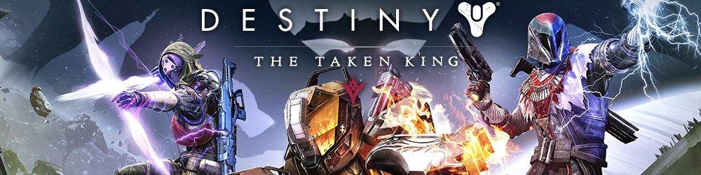 Destiny The Taken King banner