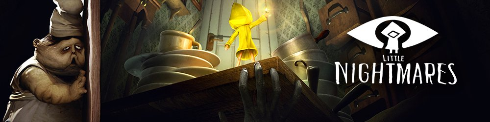 Little Nightmares banner