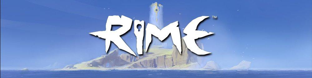 RiME banner