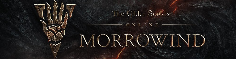 The Elder Scrolls Online Morrowind Upgrade banner