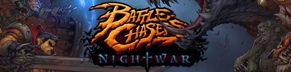 Battle Chasers Nightwar banner