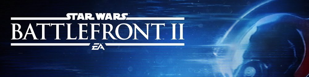 Star Wars Battlefront II banner