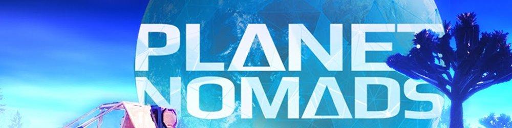 Planet Nomads banner
