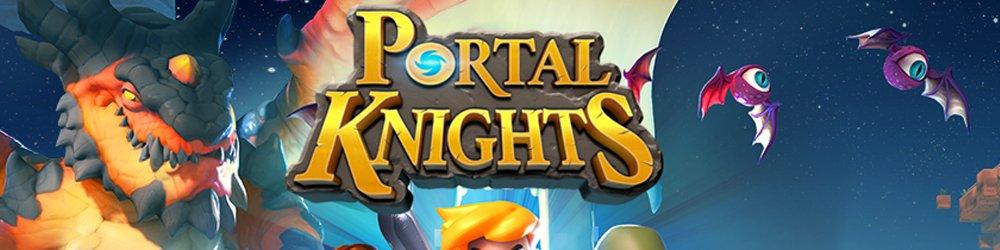 Portal Knights banner