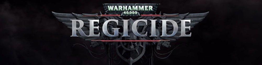 Warhammer 40,000 Regicide banner