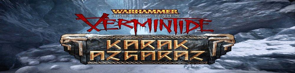 Warhammer End Times Vermintide Karak Azgaraz banner