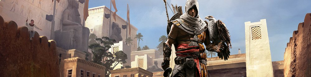 Assassins Creed Origins banner