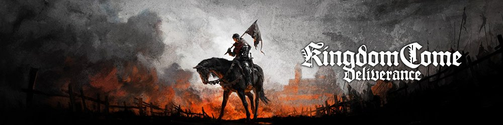Kingdom Come Deliverance banner