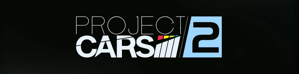 Project Cars 2 banner