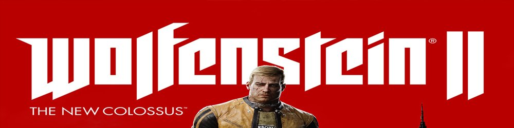 Wolfenstein II The New Colossus banner
