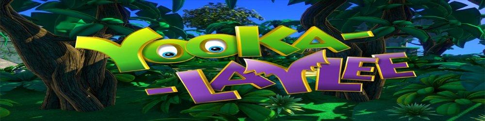Yooka-Laylee banner