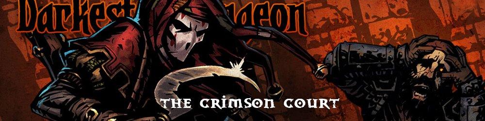 Darkest Dungeon The Crimson Court banner