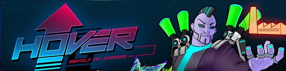 Hover  Revolt Of Gamers banner