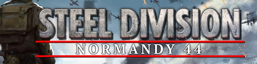 Steel Division: Normandy 44 banner