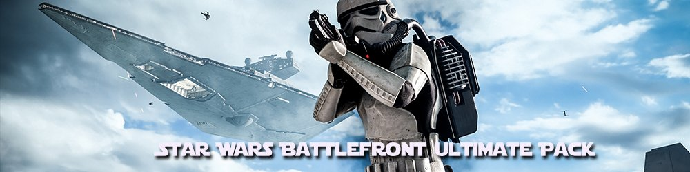 Star Wars Battlefront Ultimate Pack banner