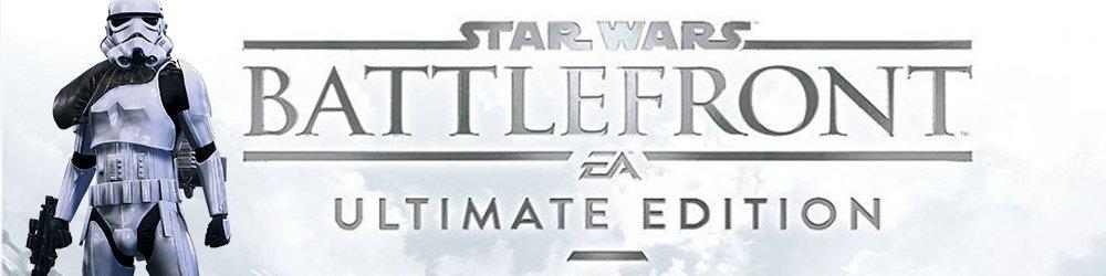Star Wars Battlefront Ultimate Edition banner