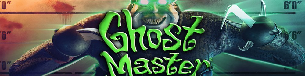 Ghost Master banner