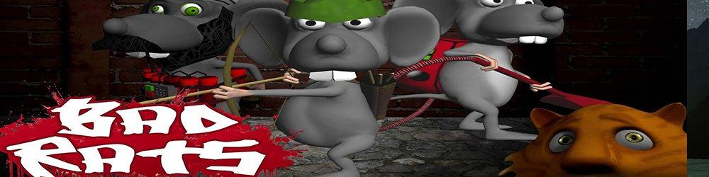 Bad Rats: the Rats Revenge banner