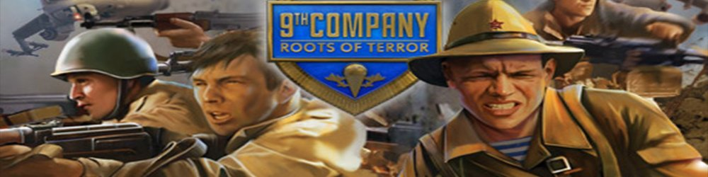 9th Company Roots Of Terror banner