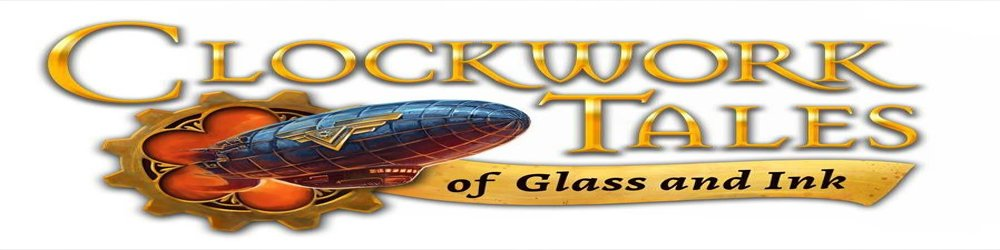 Clockwork Tales Of Glass and Ink banner