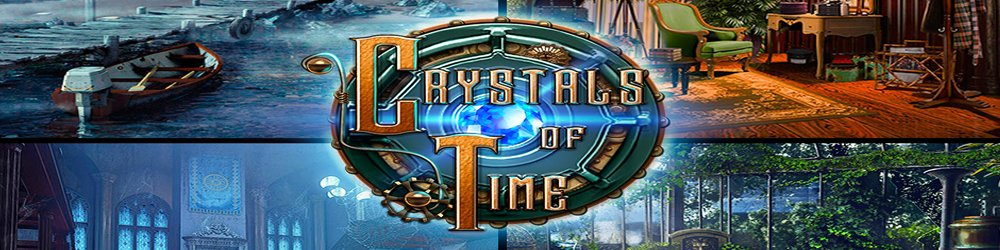 Crystals of Time banner