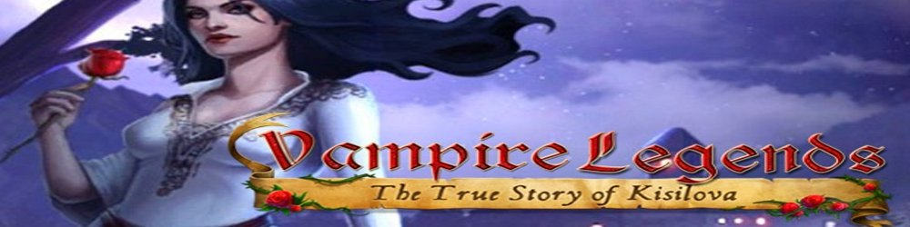 Vampire Legends The True Story of Kisilova banner