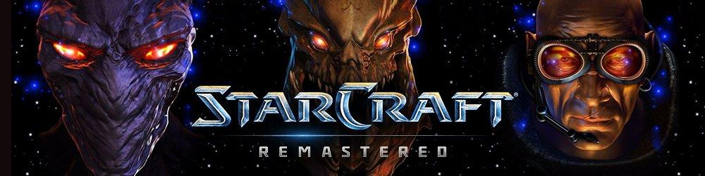 StarCraft Remastered banner