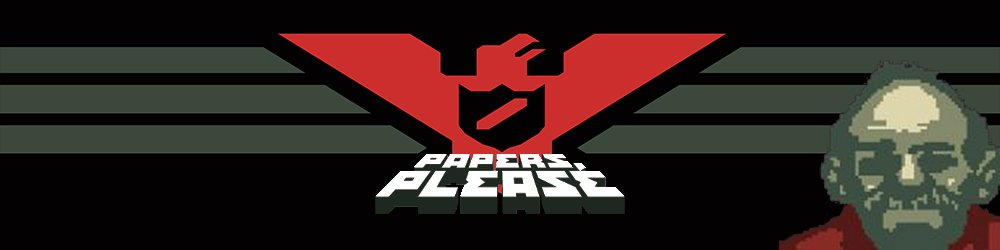 Papers Please banner